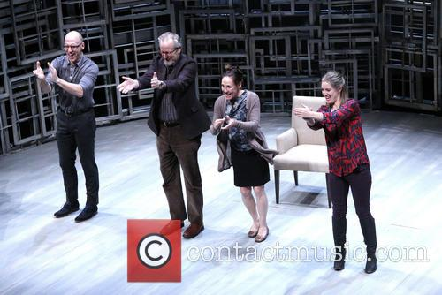John Schiappa, Daniel Stern, Laurie Metcalf and Zoe Perry 2
