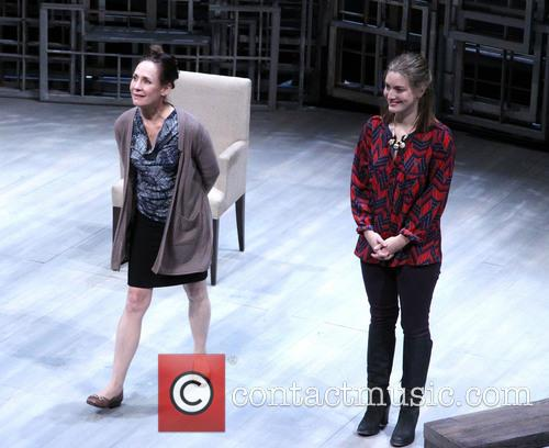 Laurie Metcalf and Zoe Perry 2