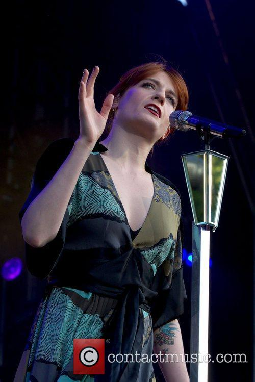 Florence Welch and Florence and the Machine 14