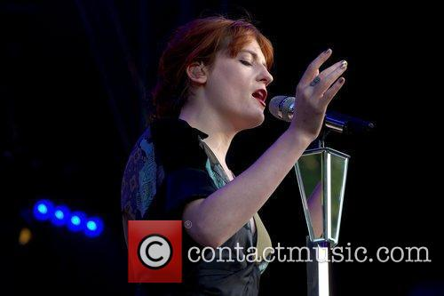 Florence Welch and Florence and the Machine 16