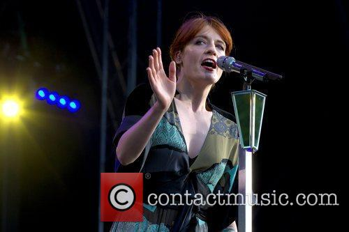 Florence Welch and Florence and the Machine 17