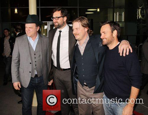 John C Reilly, Eric Wareheim, Tim Heidecker and Will Forte 2