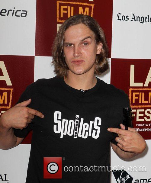 Jason Mewes To Rome With Love LA Film...