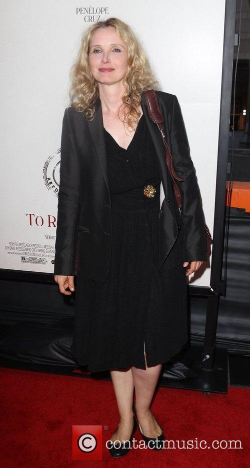 Julie Delpy  To Rome With Love LA...