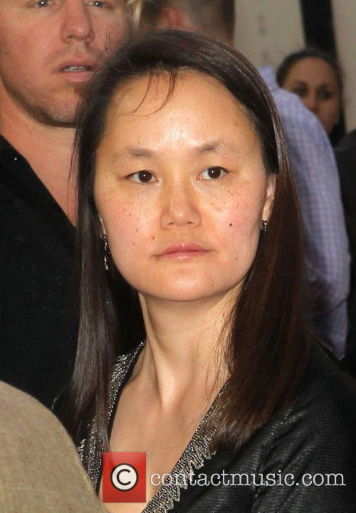 Soon-Yi Previn  To Rome With Love LA...