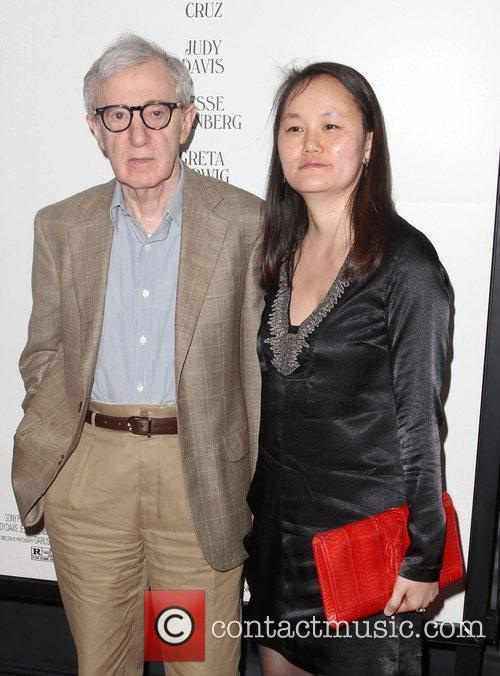 Woody Allen and Soon-yi Previn 3
