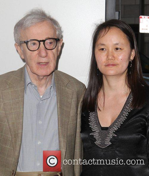 Woody Allen and Soon-yi Previn 4