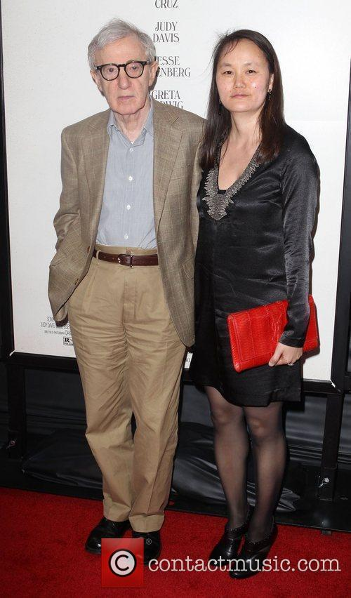 Woody Allen and Soon-yi Previn 5