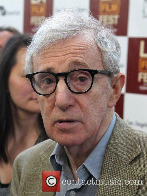 Woody Allen  To Rome With Love LA...