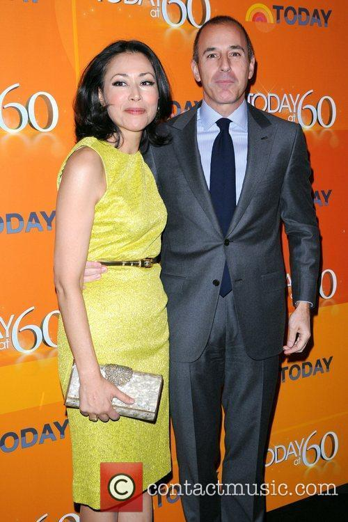 Ann Curry and Matt Lauer 1