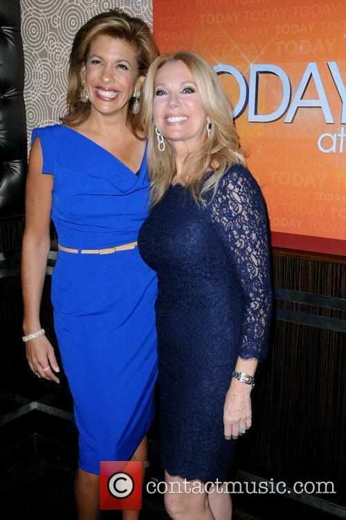 Hoda Kotb and Kathie Lee Gifford 4