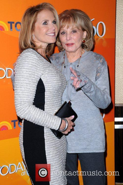 Katie Couric and Barbara Walters 3