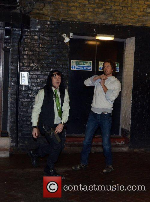 Tommy Wiseau and Greg Sestero from the Cult...