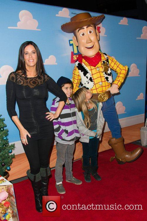 Patti Stanger   Disney On Ice presents...