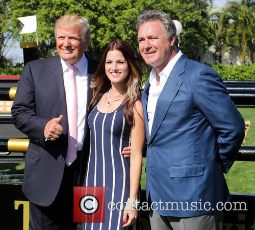 Donald Trump, Cassadee Pope and Mark Bellissimo 4