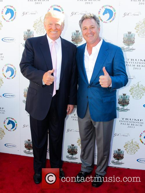 Donald Trump and Mark Bellissimo 8