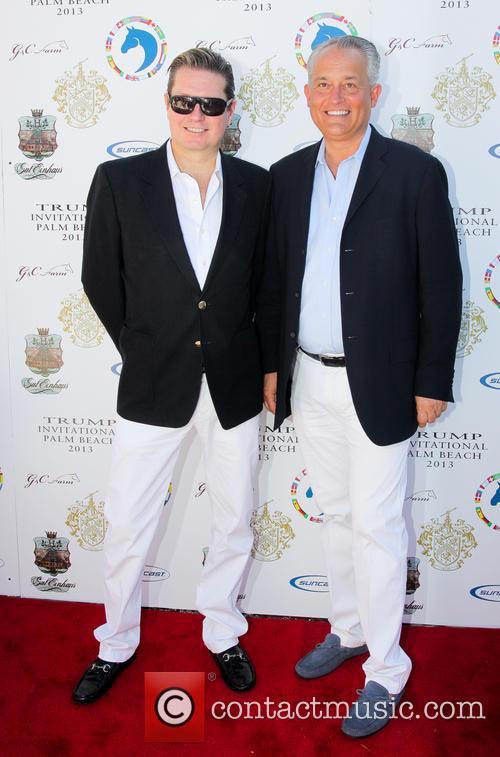 Mark Badgley; James Mischka Trump Invitational Grand Prix...