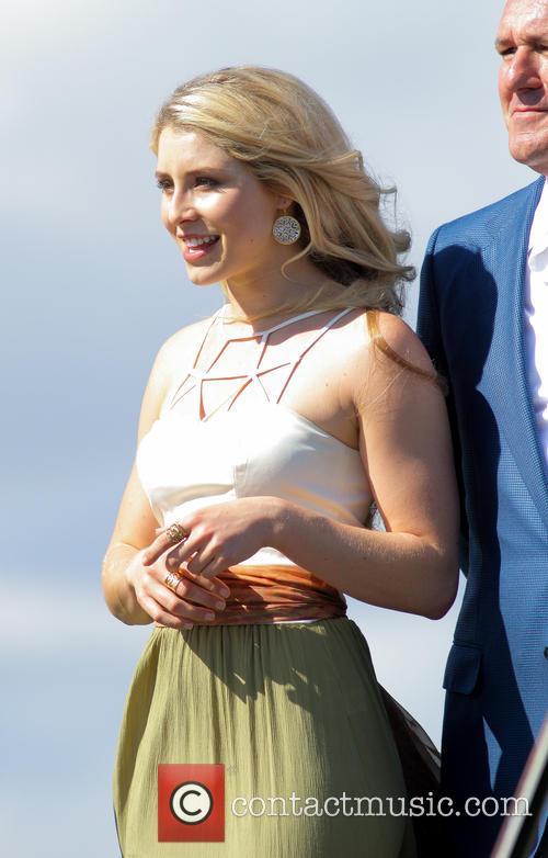 Paige Bellissimo; Mark Bellissimo Trump Invitational Grand Prix...