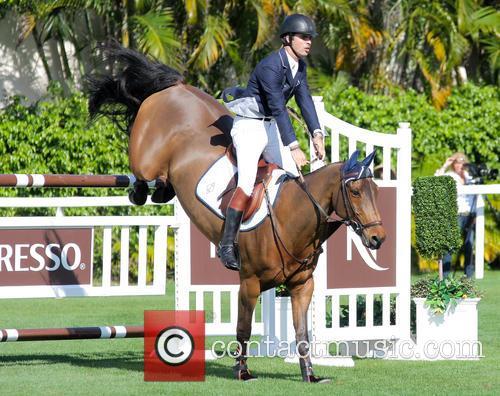 Rodrigo Pessoa Trump Invitational Grand Prix at Mar-a-Lago...