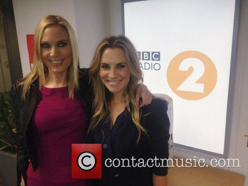 Georgie Thompson posted this image on Twitter with...