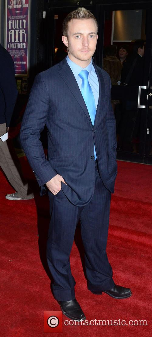 Perry Fitzpatrick Celebrities attend the UK Premiere of...