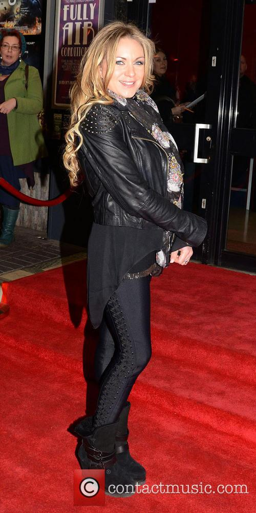 Rita Simons Celebrities attend the UK Premiere of...
