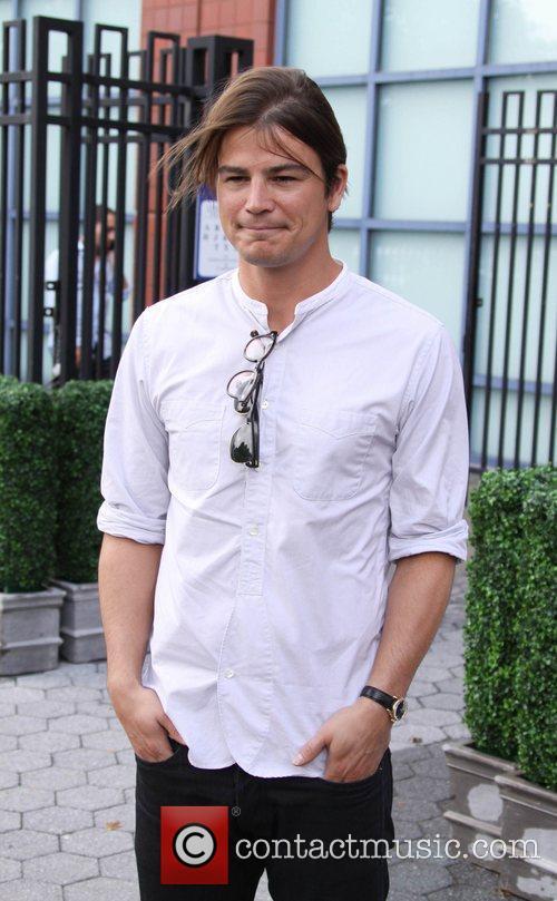Josh Hartnett  Celebrities at the 2012 US...