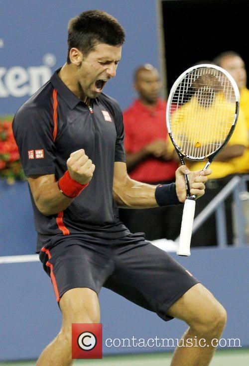 US Open 2012 Men's Singles Quarterfinal - Novak...