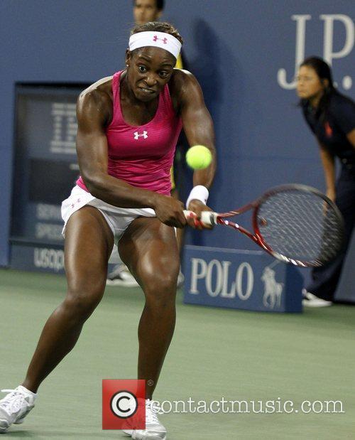 Sloane Stephens US Open 2012 Womens Match -...