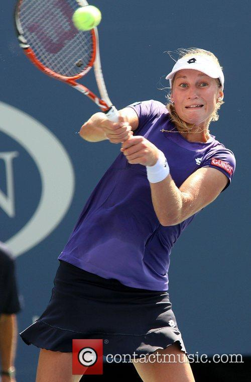 Ekaterina Makarova US Open 2012 Womens Match -...