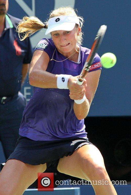 US Open 2012 Womens Match - Serena Williams...