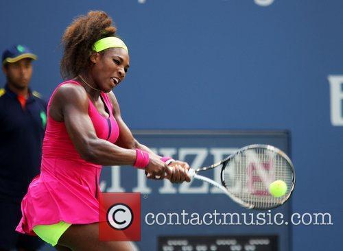 Serena Williams US Open 2012 Womens Match -...