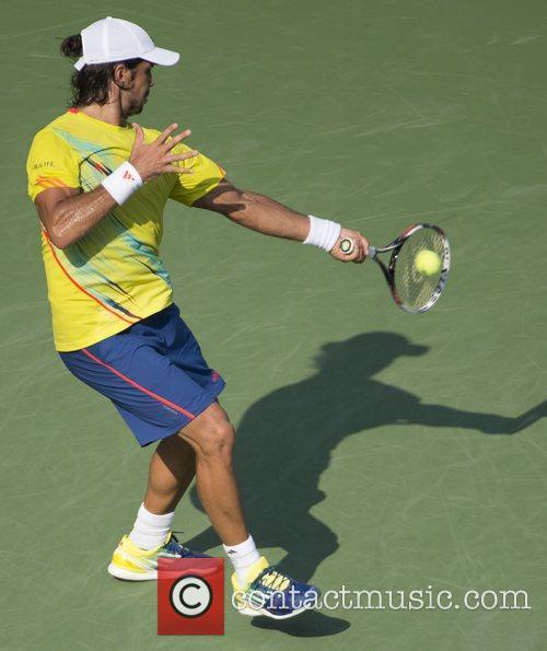 US Open 2012 Men's Match - Roger Federer...