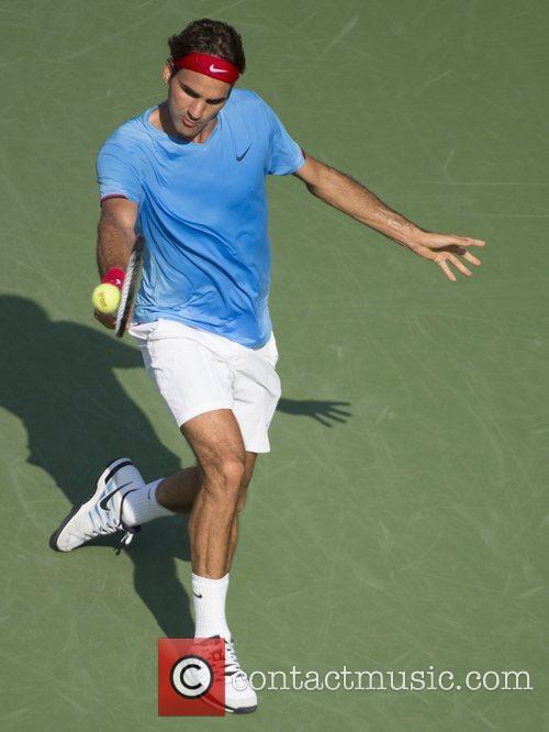Roger Federer US Open 2012 Men's Match -...