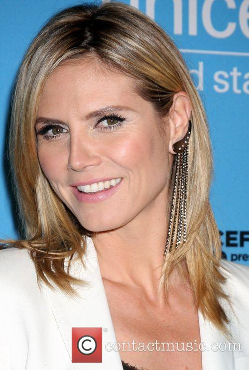 heidi klum unicef playlist with the a 3782102