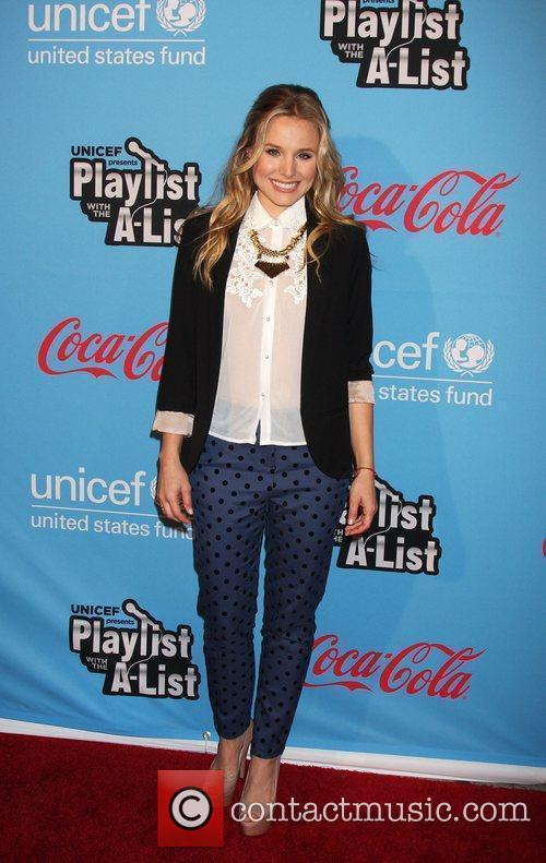 UNICEF Playlist With The A-List - Arrivals
