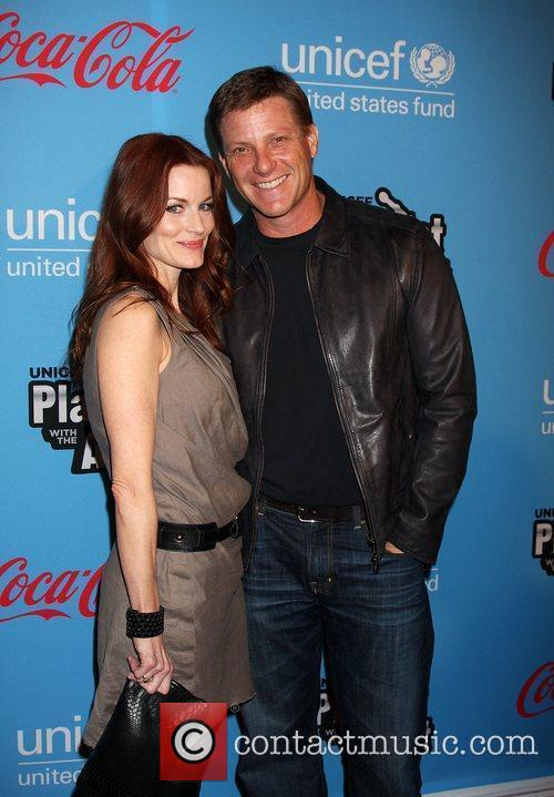 Laura Leighton, Doug Savant and El Rey Theatre 2