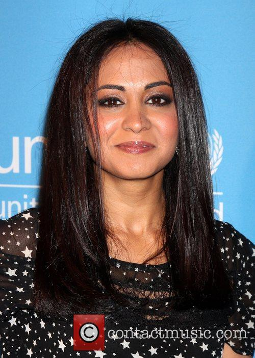Parminder Nagra and El Rey Theatre 2