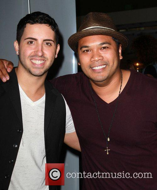 Colby O'Donis, Manny Guerrero  102.7 FM/ KIIS...