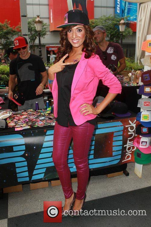 Farrah Abraham, KIIS FM 2012 VMA Pre-party