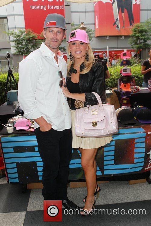 Gretchen Rossi and Slade 4