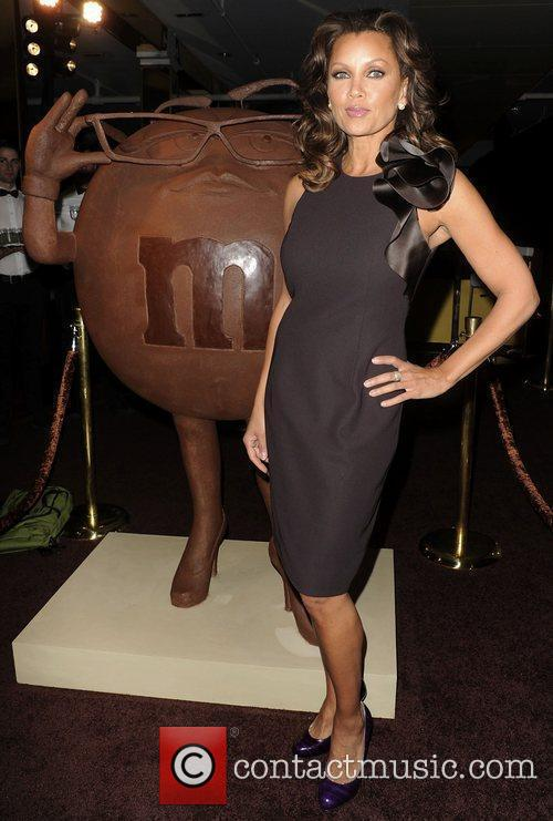 Attends the grand opening of the M&M's Museum...