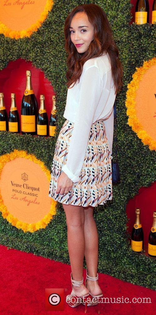 Ashley Madekwe  Third Annual Veuve Clicquot Polo...