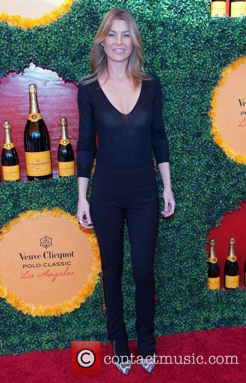 Ellen Pompeo  Third Annual Veuve Clicquot Polo...