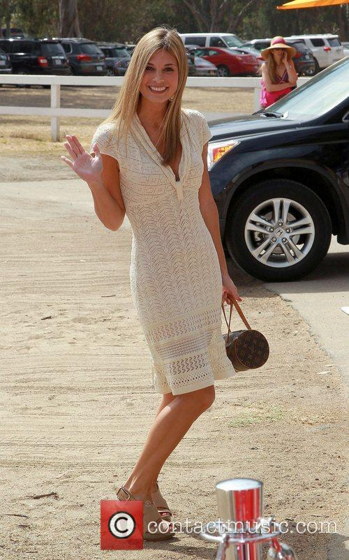 br>Third Annual Veuve Clicquot Polo Classic - Outside...