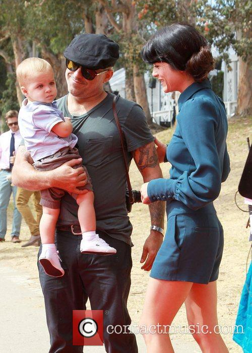 Jason Bleick and Selma Blair 4