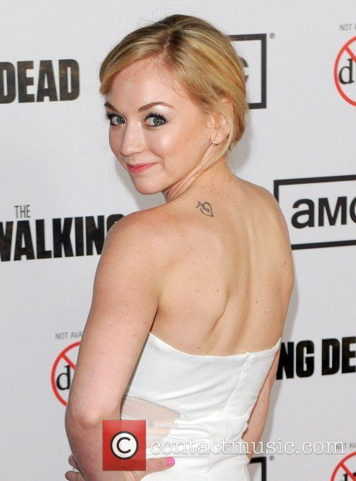 Emily Kinney and Beth 1