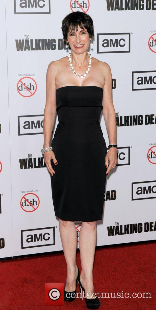 Gale Anne Hurd, Executive Producer and The Walking Dead 2