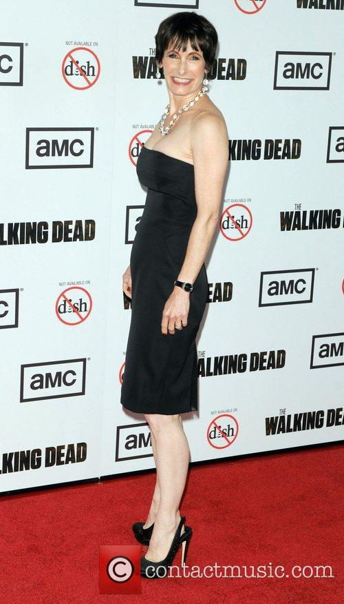 Gale Anne Hurd, Executive Producer and The Walking Dead 1