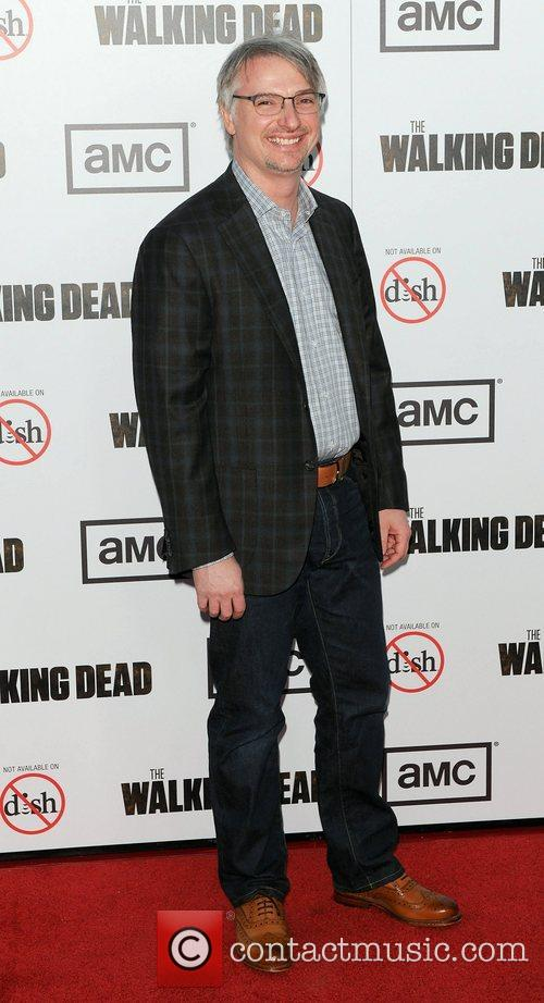 Glen Mazzara, Showrunner, Executive Producer and The Walking Dead 1
